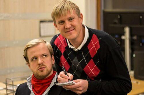 Jul på Redaktionen - Daniel Lindau och Johan Nyström.jpg